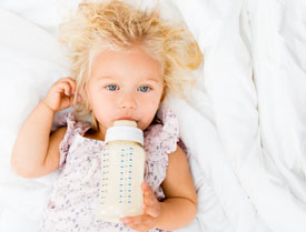 Baby Bottle Tooth Decay - Pediatric Dentist in Hales Corners, WI