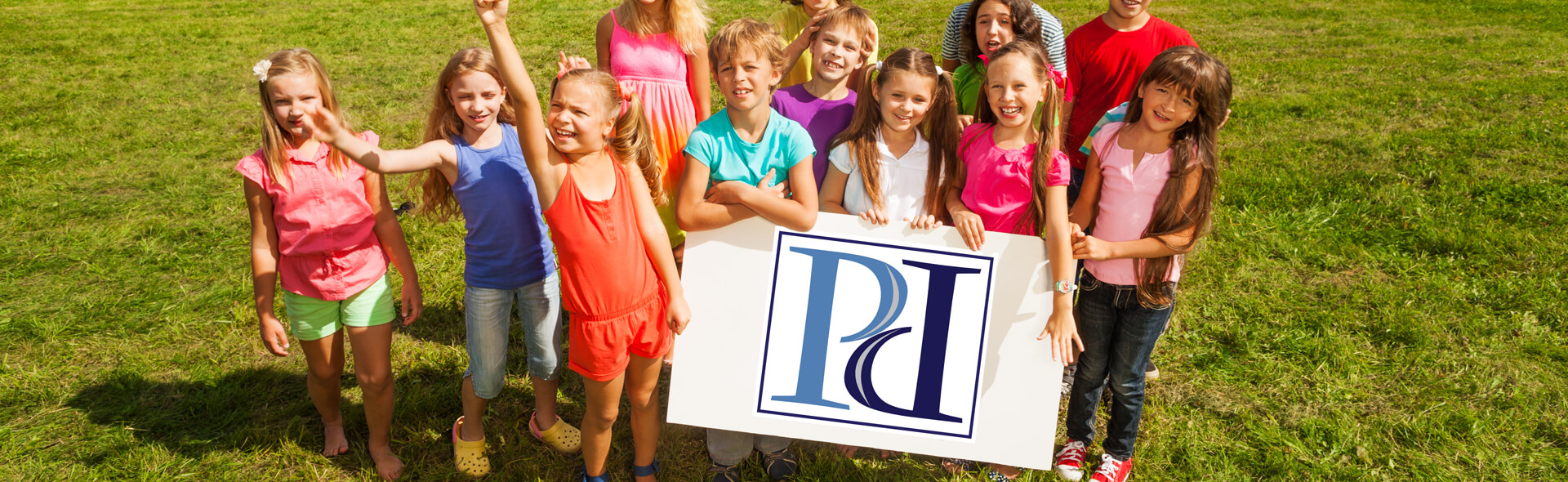 Paramount Pediatric Dentistry sign