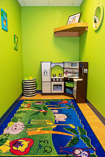 Waiting Play Area - Pediatric Dentist in Hales Corners, WI