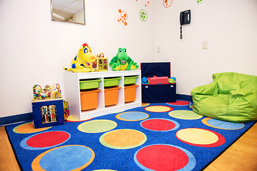Clinical Room Play Area - Pediatric Dentist in Hales Corners, WI