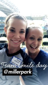 IMG 6356 169x300 - Dentistry at Miller Park!
